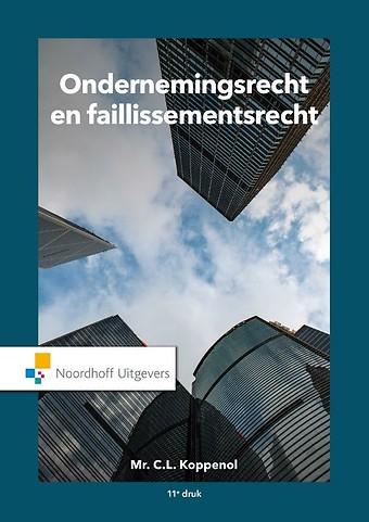 Ondernemingsrecht en faillissementsrecht