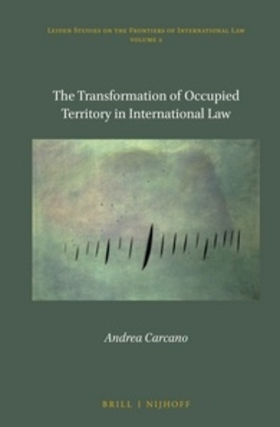 disputed territories international law perspective International law was evidenced by numerous arbitral awards and legal decisions, and became widely accepted 25 in particular, the island of palmas distinguished between creating sovereignty over territory (which could occur in the same manner.