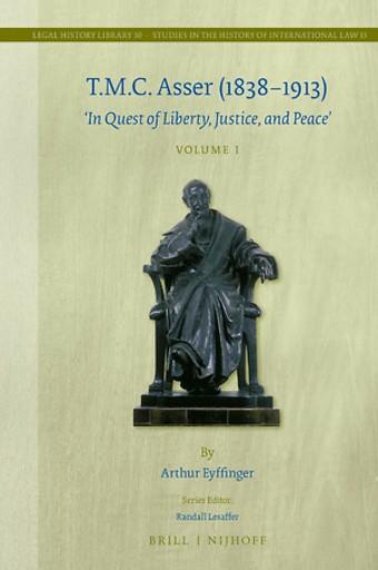 T.M.C. Asser (1838-1913) 2 vols.