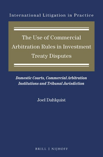 The Use of Commercial Arbitration Rules in Investment Treaty Disputes