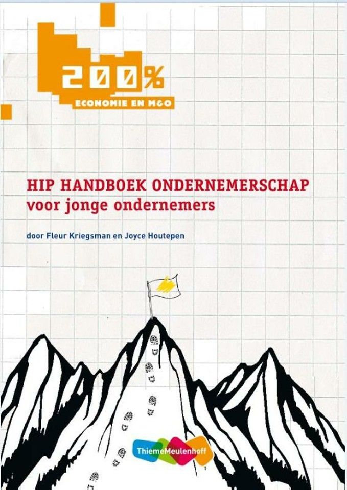 Hip Handboek Ondernemerschap voor jonge ondernemers