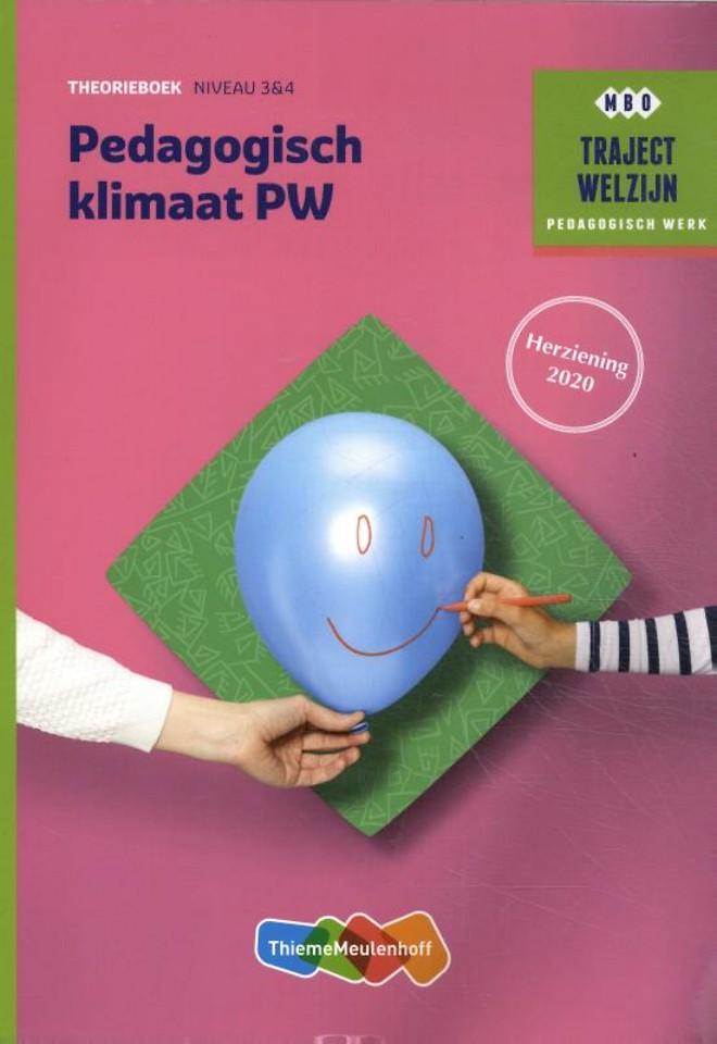 Traject Welzijn Theorieboek Pedagogisch klimaat PW + student1 jaar licentie
