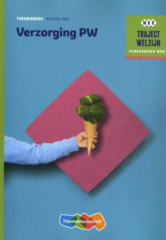 Traject Welzijn Theorieboek Verzorging PW + student 1 jaar licentie