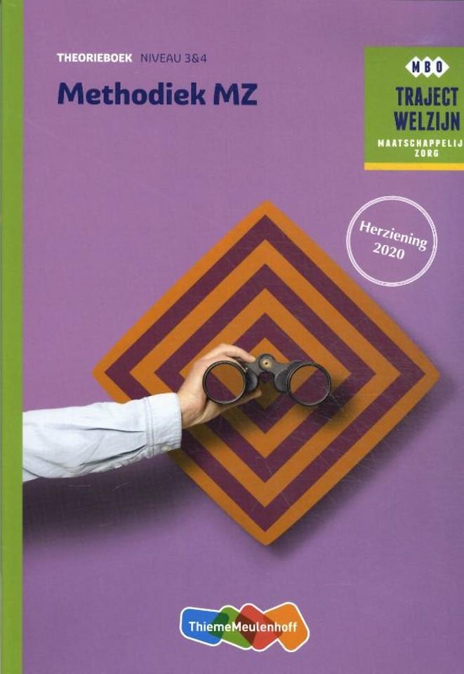 Traject Welzijn Theorieboek Methodiek MZ + student 1 jaar licentie