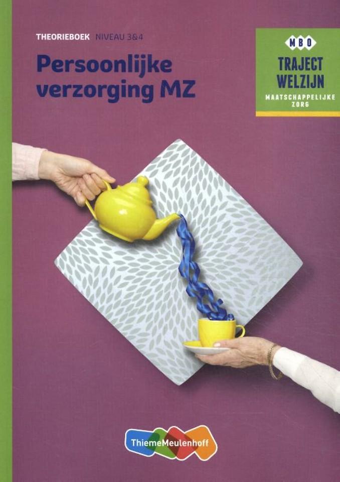 Traject Welzijn Theorieboek Persoonlijke verzorging MZ