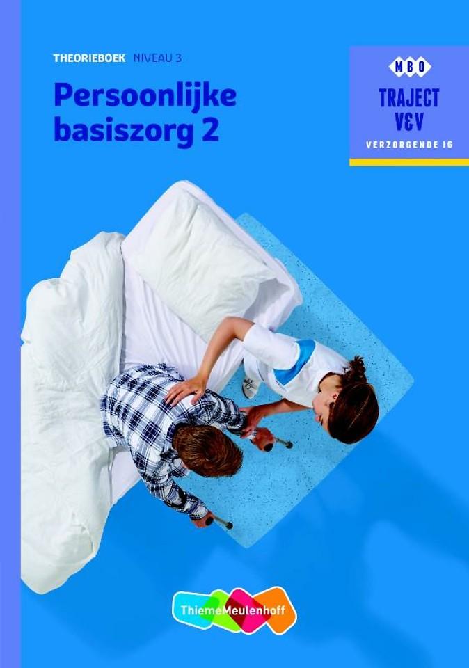 Persoonlijke basiszorg Theorieboek deel 2 niveau 3