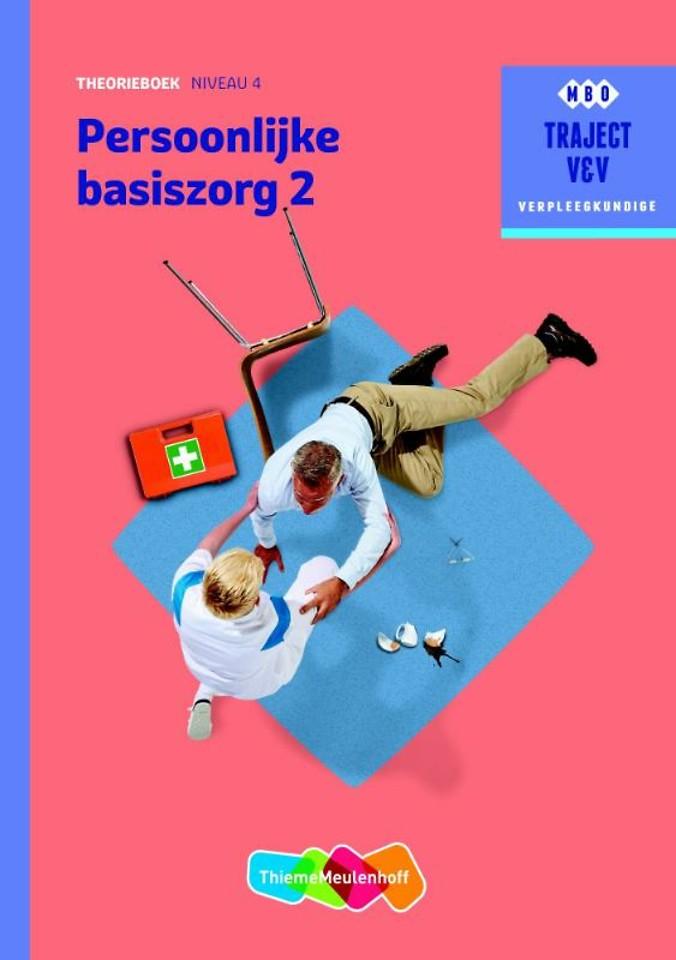 Persoonlijke basiszorg Theorieboek Niveau 4