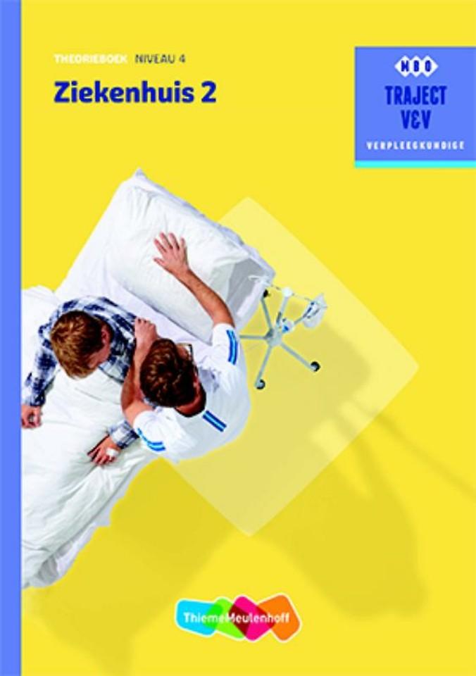 Ziekenhuis 2 niveau 4 Theorieboek