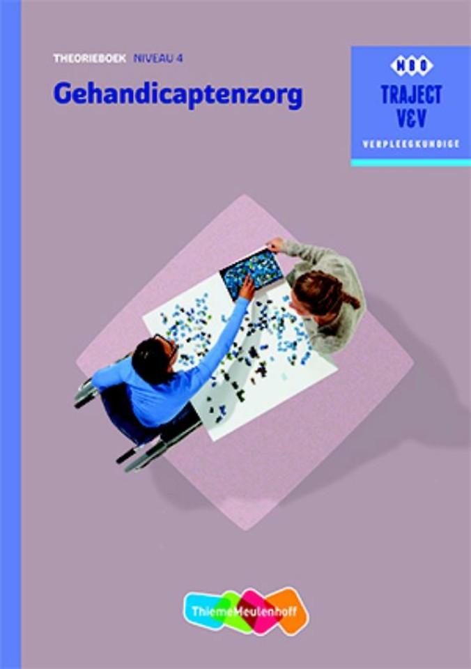Gehandicaptenzorg Niveau 4 Theorieboek