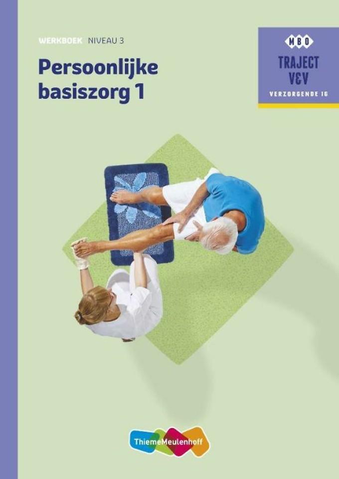 Persoonlijke basiszorg Werkboek niveau 3