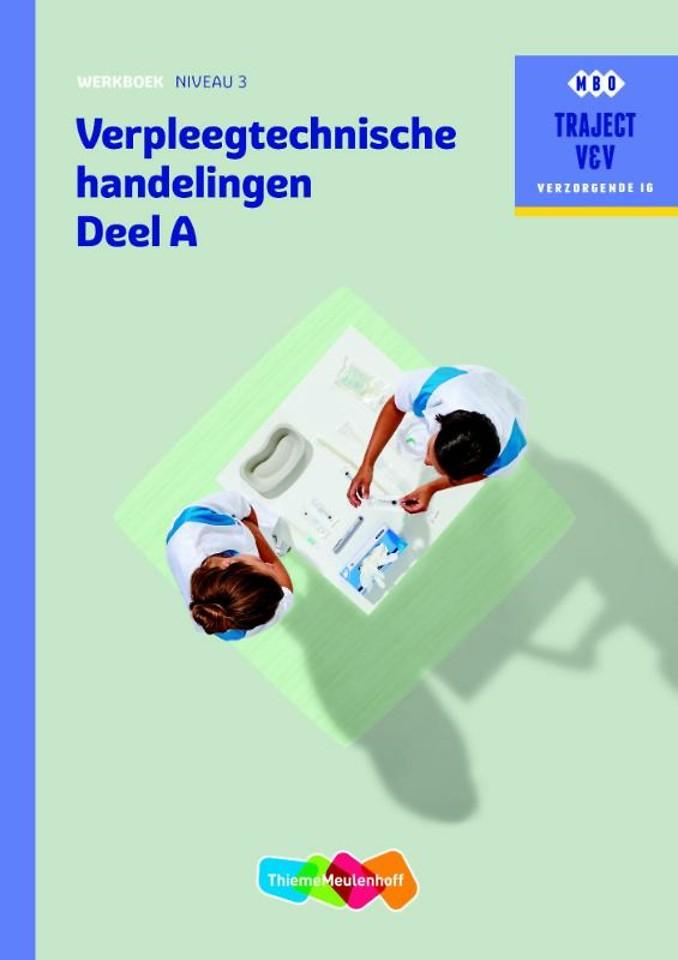 Verpleegtechnische handelingen niveau 3 Werkboek