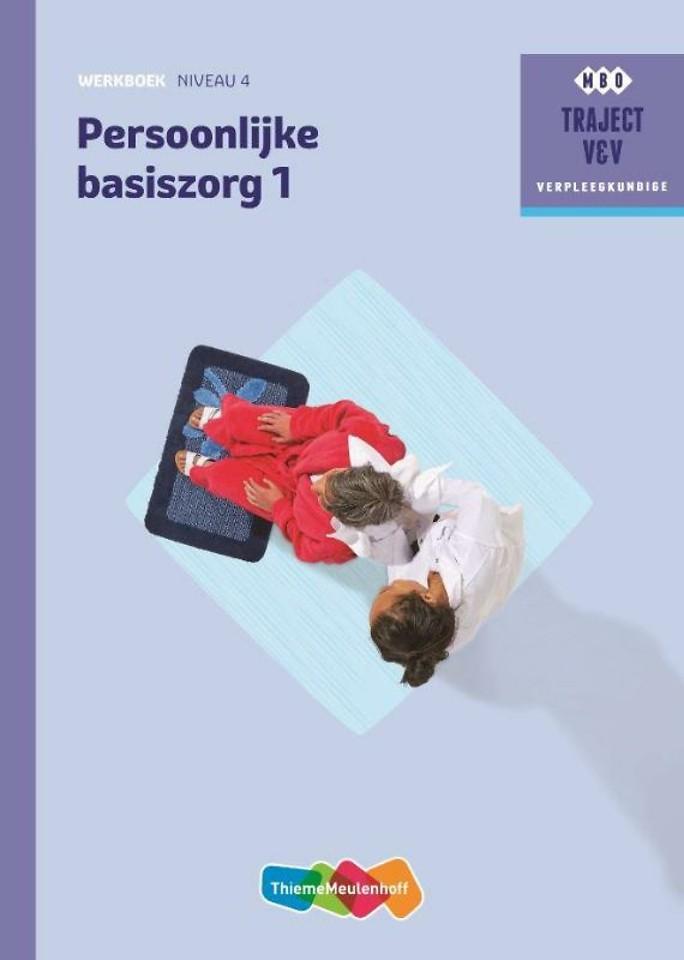 Persoonlijke basiszorg niveau 4 Werkboek