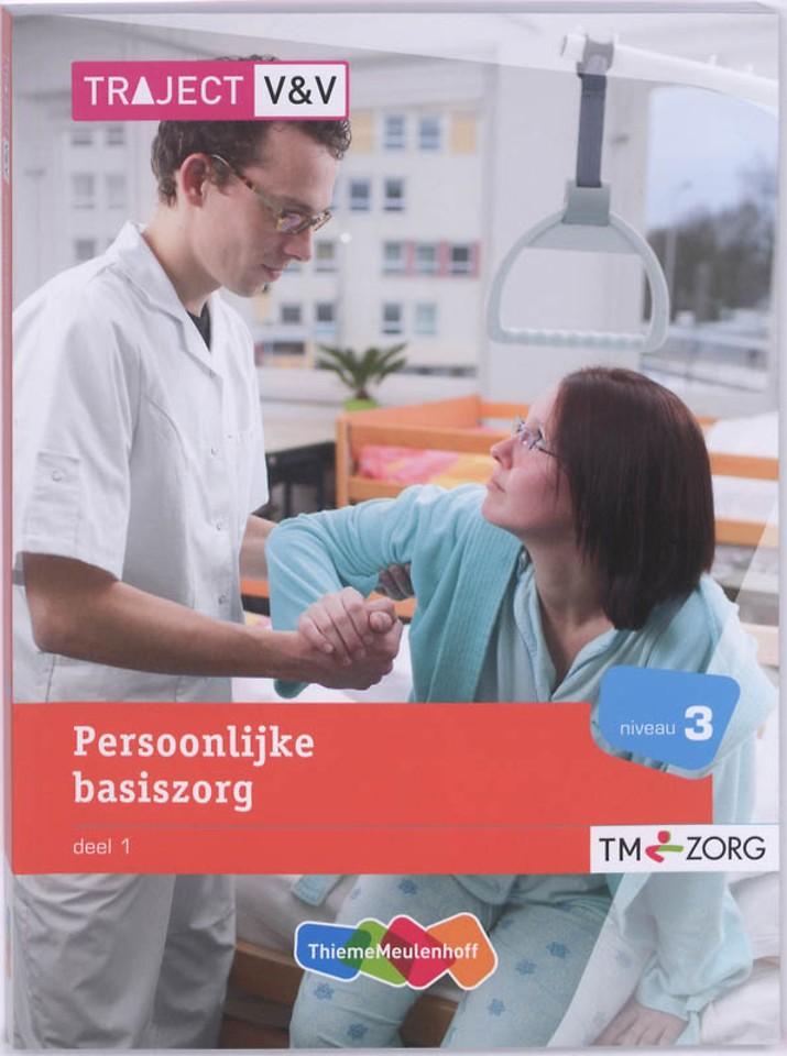 Persoonlijke basiszorg deel 1 niveau 3