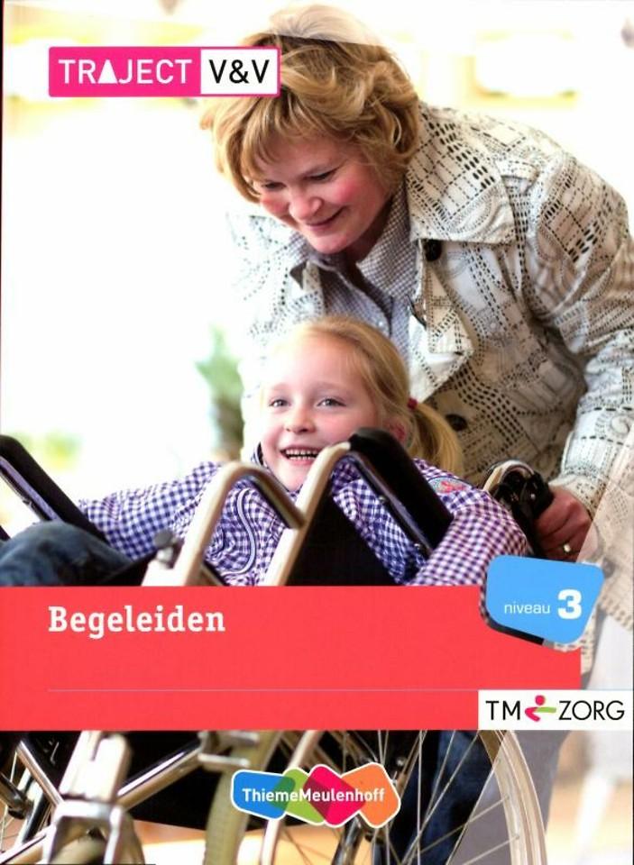 Traject Zorg & Welzijn Begeleiden niveau 3