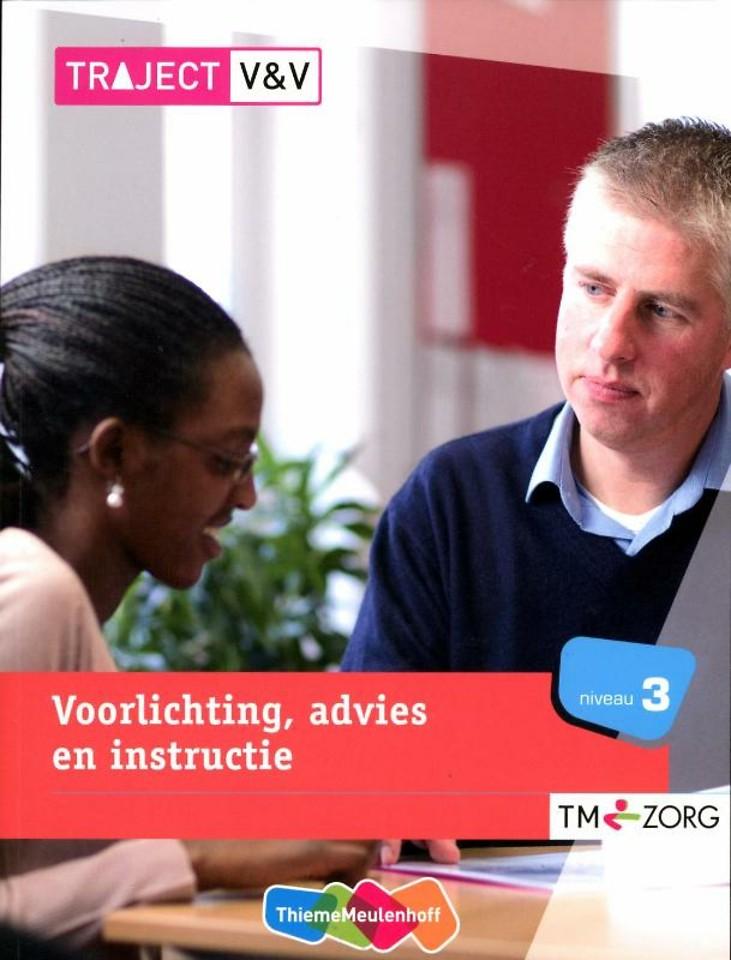 Voorlichting, advies en instructie niveau 3