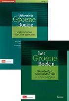 Pakket: het Groene Boekje + Elektronische versie 3.0