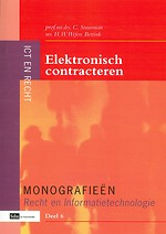 Elektronisch Contracteren (1e druk 2006)