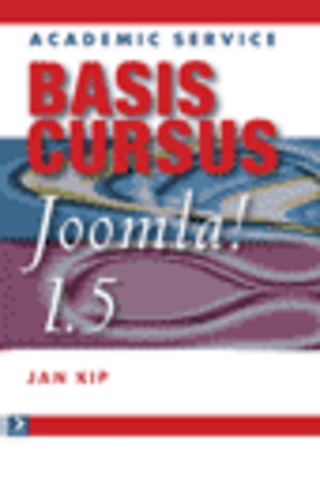 Basiscursus Joomla! 1.5