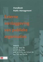 Externe verslaggeving van publieke organisaties