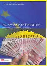 1001 vragen over staatssteun