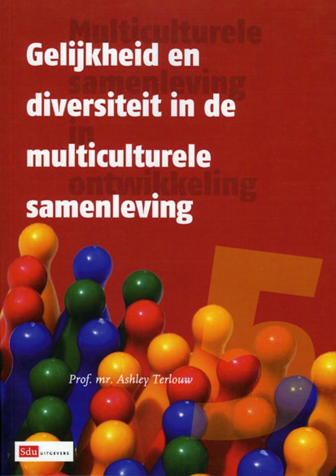 Gelijkheid en diversiteit in de multiculturele samenleving. MSO, deel 5