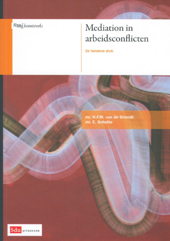 Mediation in arbeidsconflicten
