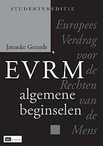 Europees Verdrag voor de Rechten van de Mens, Algemene Beginselen, Studenteneditie.