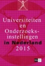 Universiteiten en onderzoeksinstellingen in Nederland
