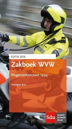 Zakboek WVW - Wegenverkeerswet 1994