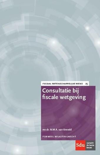 Consultatie bij fiscale wetgeving
