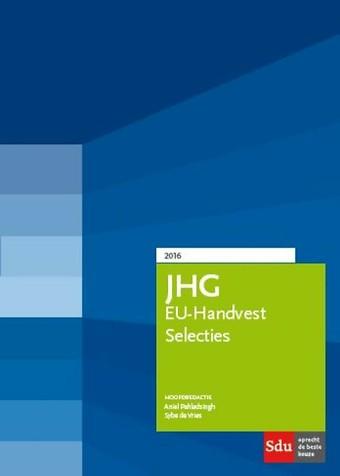 JHG EU-Handvest selecties