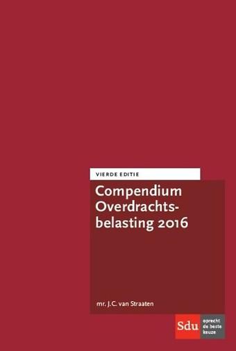 Compendium Overdrachtsbelasting 2016