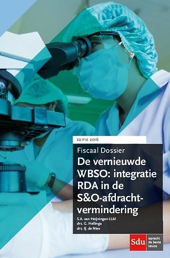 De vernieuwde WBSO Editie 2016