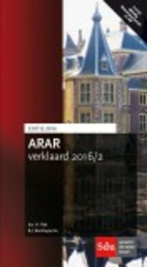 ARAR Verklaard 2016-2
