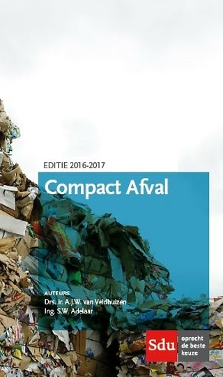 Compact Afval - Editie 2016-2017