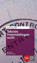 Teksten Vreemdelingenrecht - 2016-2017