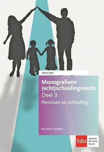 Pensioen en scheiding - Editie 2017