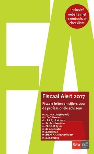 Fiscaal Alert 2017