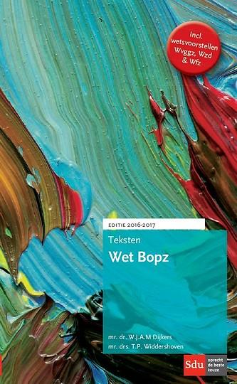 Teksten Wet Bopz 2016-2017
