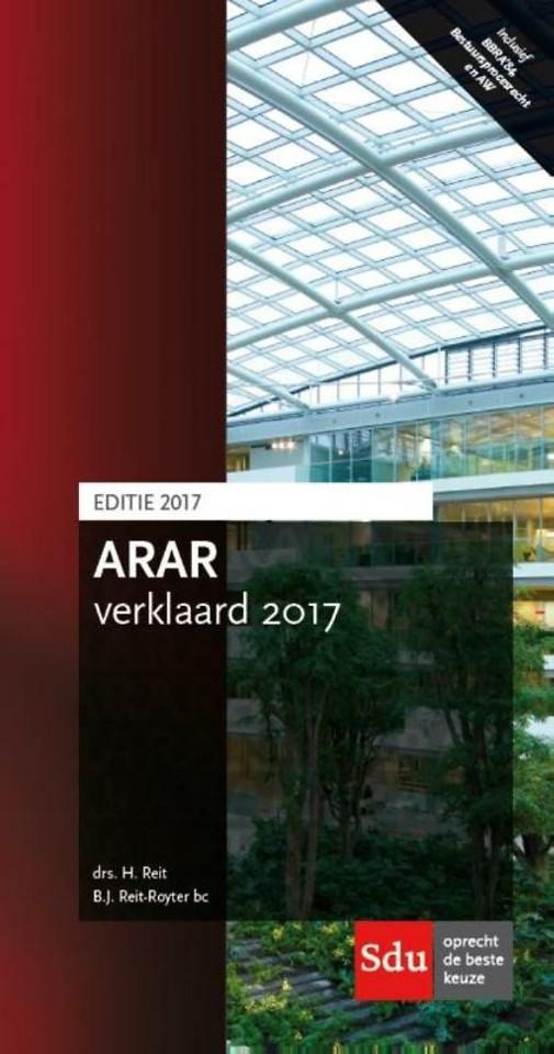 ARAR verklaard 2016-2017