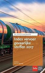 Index vervoer gevaarlijke stoffen, editie 2017
