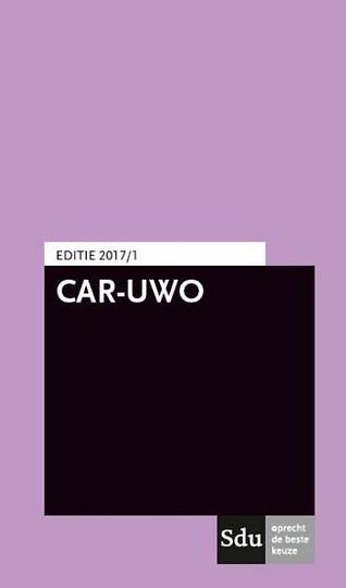 CAR-UWO 2017/1
