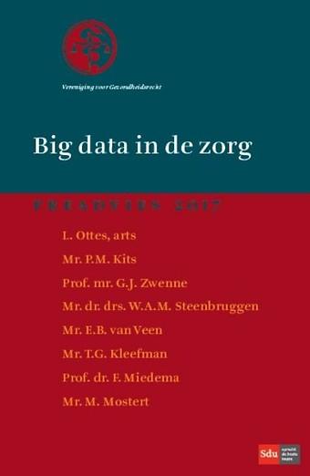 Big data in de zorg