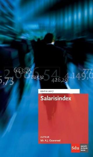 Salarisindex 2017