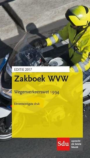 Zakboek WVW - Wegenverkeerswet 1994 - Editie 2017