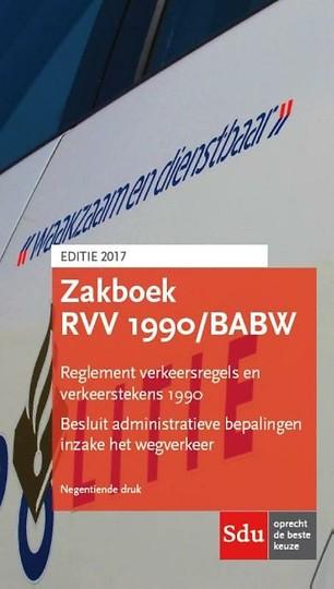 Zakboek RVV 1990/BABW - Editie 2017