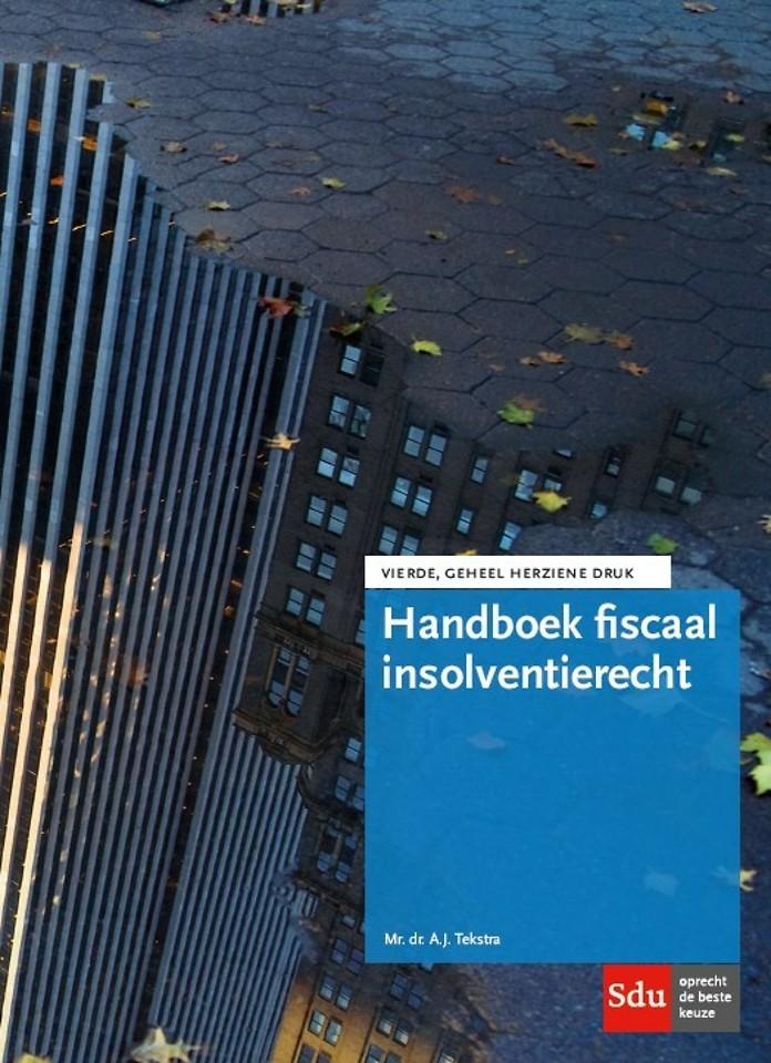 Handboek fiscaal insolventierecht