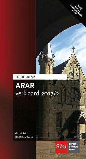 ARAR verklaard 2017-2