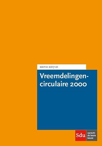 Vreemdelingencirculaire 2000 - Editie 2017-01