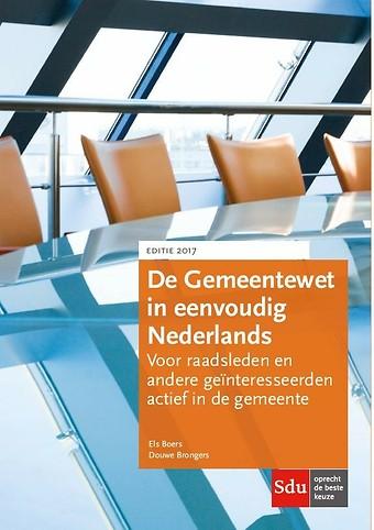 De Gemeentewet in eenvoudig Nederlands